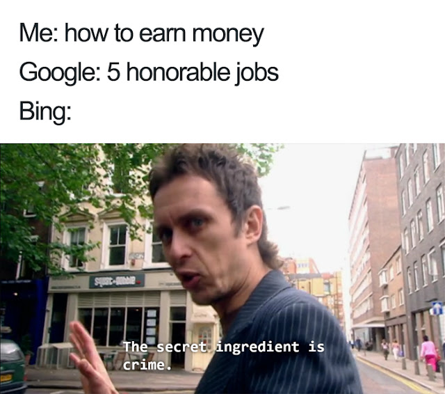meme google vs bing