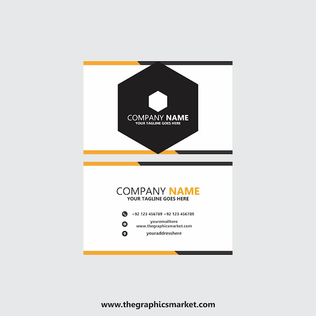 business card design free download