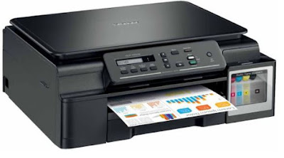 Brother DCP-T500W Printer Drivers Download