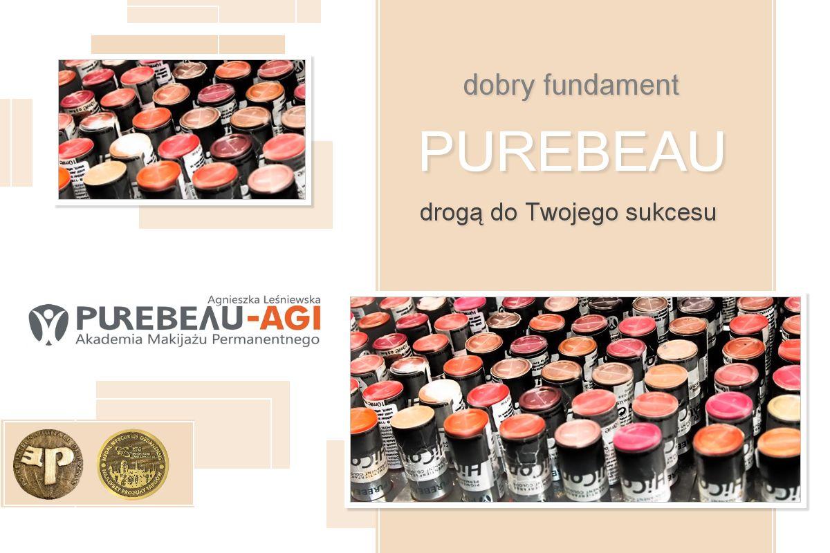 Genialny Makijaż permanentny- szkolenia, urządzenia, pigmenty: Pigmenty JQ76