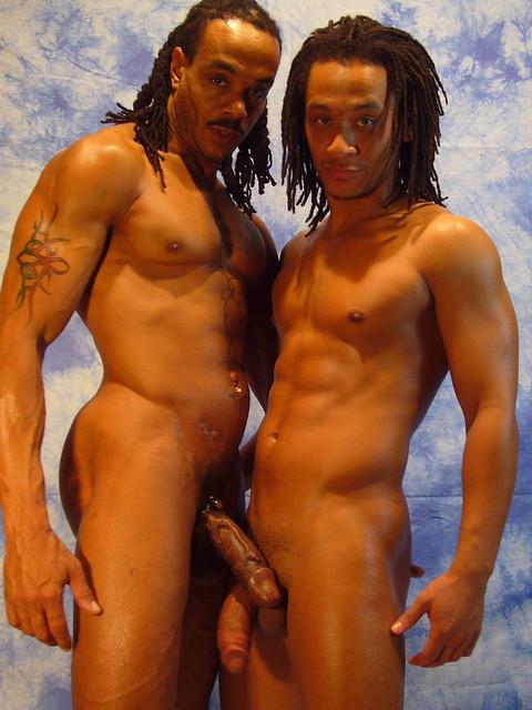 Sexo Gay - Black Monster Cock Ian Rock & Aarin Driver