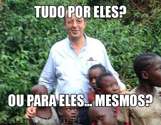 Imagem de Paulo Santana Lopes – Tudo por eles? Ou para eles... Mesmos?