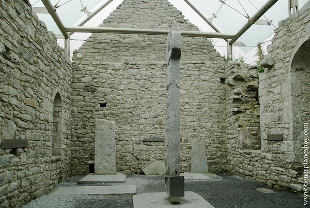 High Crosses Kilfenora Irlanda Condado Clare