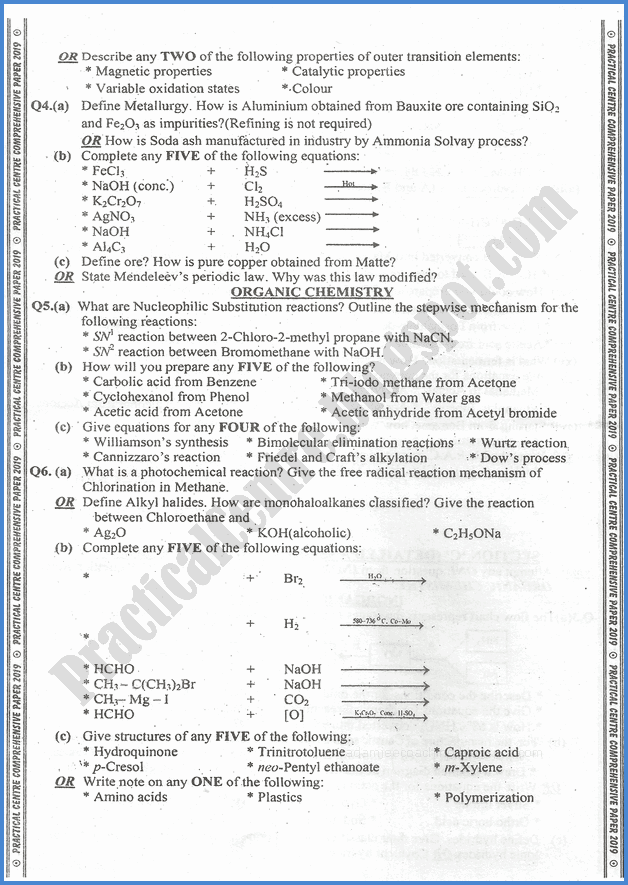 chemistry-xii-practical-centre-guess-paper-2019-science-group