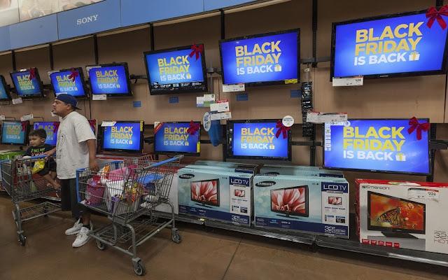 Tudo sobre o Black Friday na Califórnia