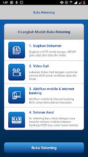 Panduan Lengkap Membuat Rekening BCA Melalui BCA Mobile