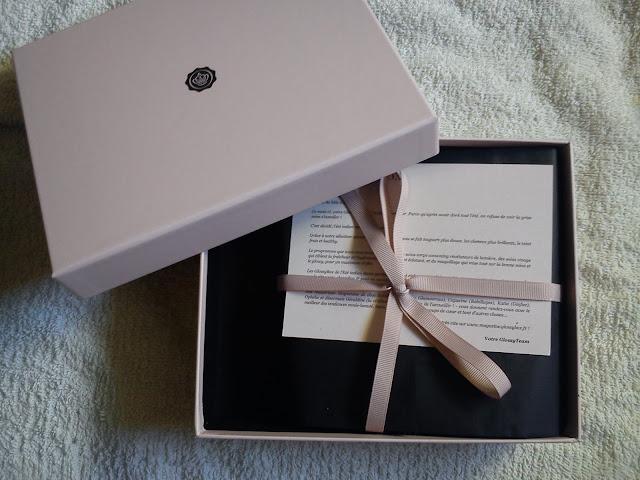 Glossy Box - Octobre 2011