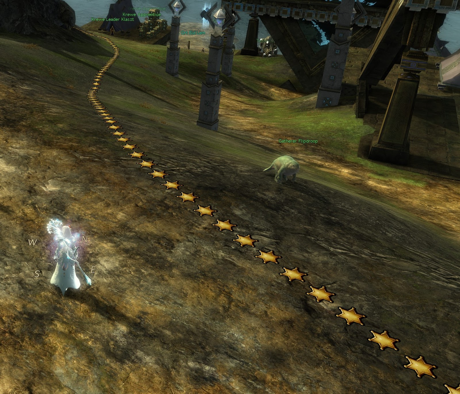 Guild Wars 2 Tactical Overlay: How to create your own Marker