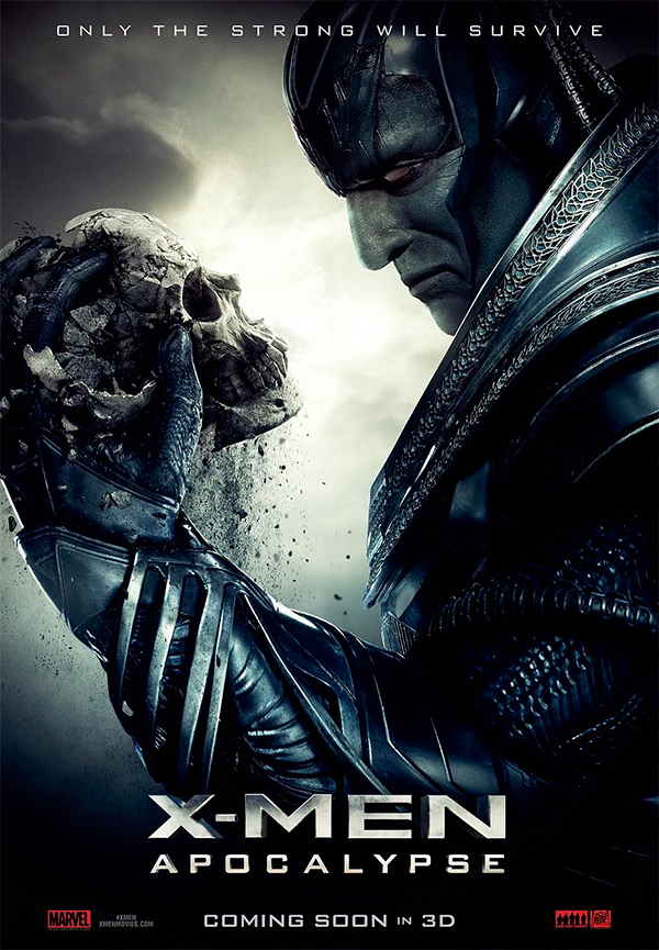 DescargarX-Men: Apocalipsis (2016) Blu-Ray RIP HD Latino