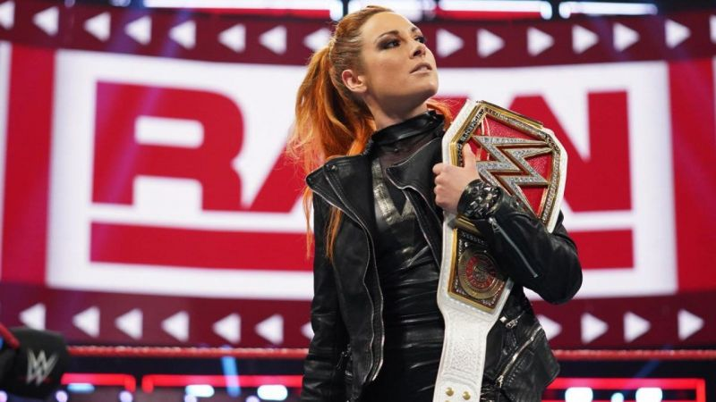 Former NXT Superstar says Becky Lynch and her fans are 'used to seeing fake