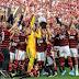 Flamengo bate o River e é campeão da Libertadores após 38 anos
