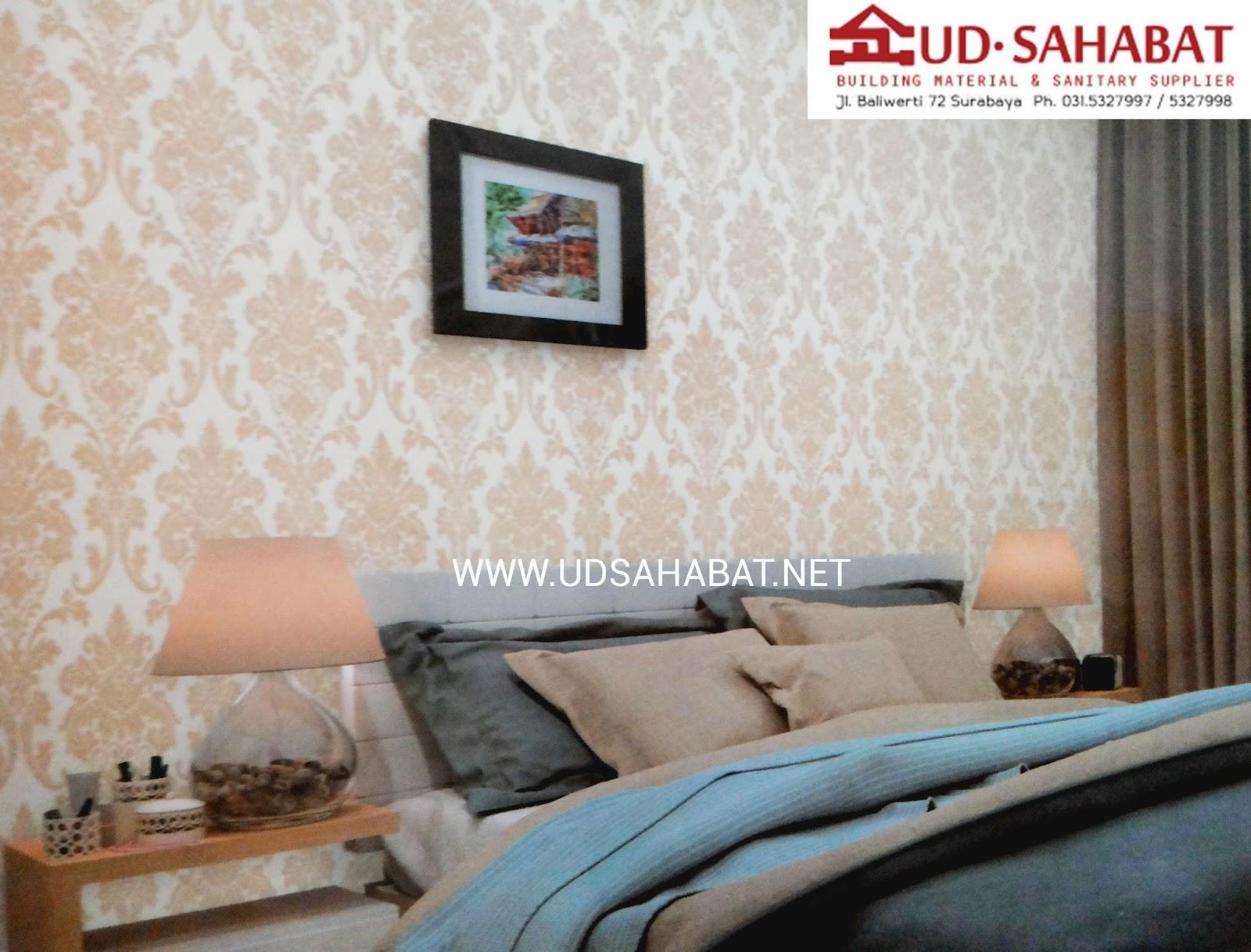 jual wallpaper dinding rumah surabaya