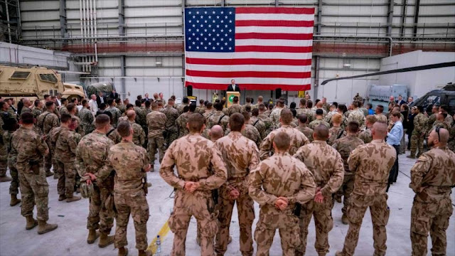 """EEUU dice que no abandonará Afganistán para """"evitar"""" otro 11-S"""