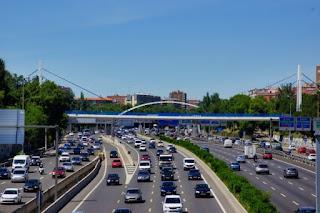 El 50% de las emisiones contaminantes proceden del 15% de los vehículos sin etiqueta