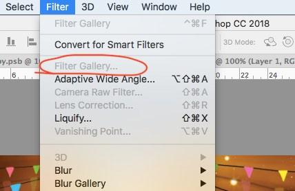 Filter gallery ใชไม่ได้ มีวิธีแก้ | Game, photography