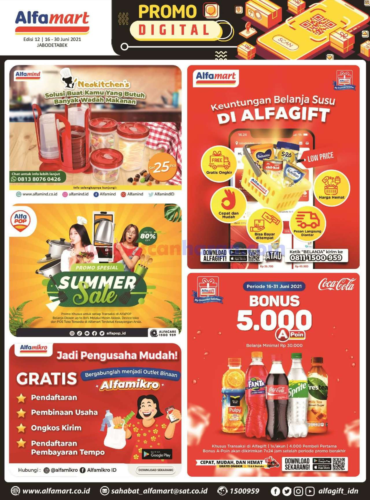 Katalog Promo Alfamart 16 - 30 Juni 2021 15