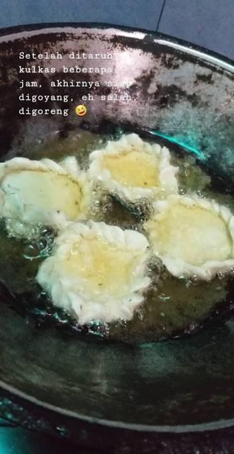 Cara Membuat Cireng Crispy