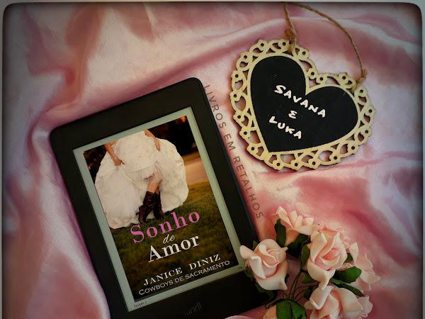 Resenha: Sonho de Amor - Janice Diniz