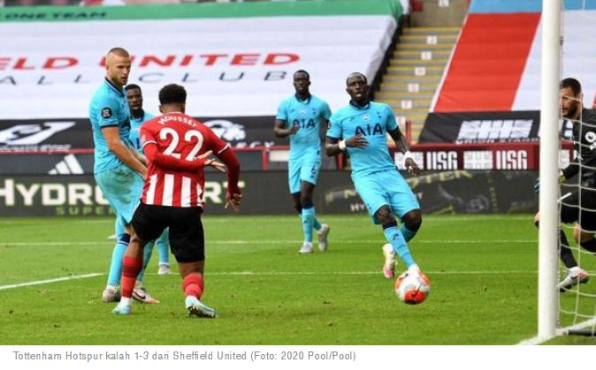 Sheffield United vs Tottenham Hotspur 3–1 Highlights