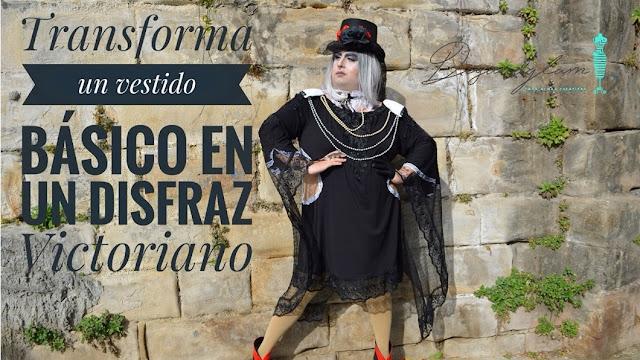 Disfraz Victoriano
