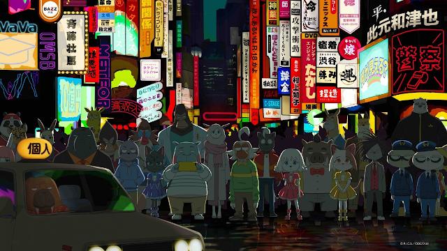 vQqt9mm - Odd Taxi 5/13(113mb) - Anime Ligero [Descargas]