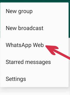 whatsapp web क्या है