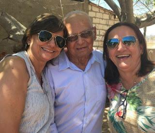 Morre em Araripina-PE pai da ex vice prefeita de Marcolândia-PI Joana Angélica Pires de Almeida