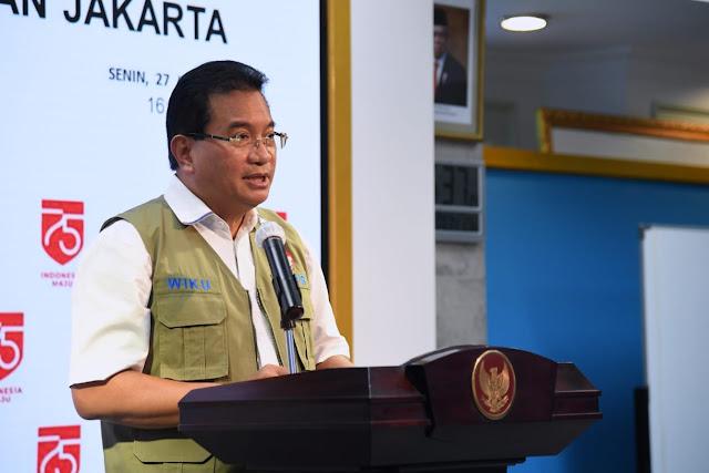 Orang Terkonfirmasi Positif Covid-19 di Indonesia Kini Tembus 100 Ribu Lebih