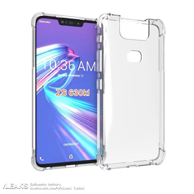 Asus Zenfone 6 release on 16 may