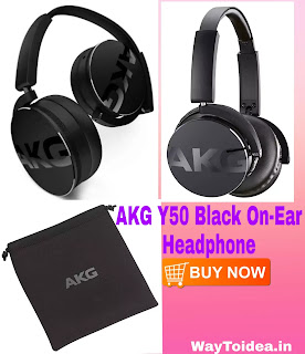 AKG Y50 headphone, AKG headphone