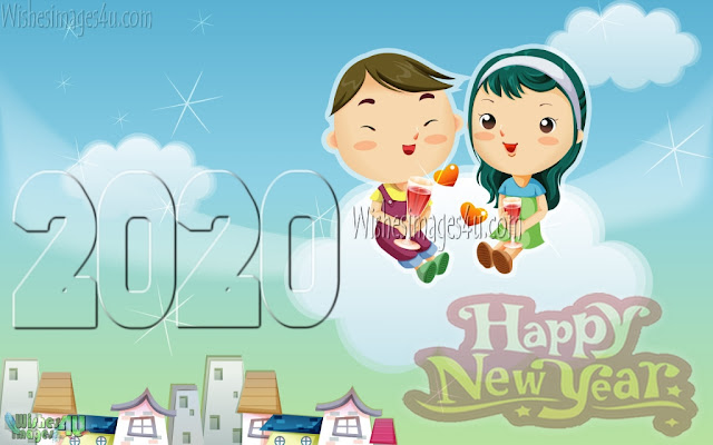 2020 Romantic Pictures New Year