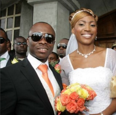 Comedian Julius Agwu and wife celebrate their 8th wedding anniversary