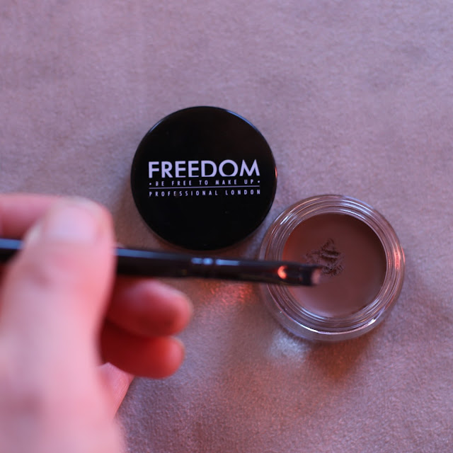 Freedom Brow Pomade Review