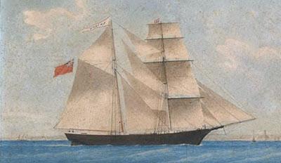Un dipinto di Maria Celeste 1861.