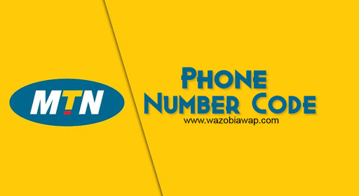 mtn number code
