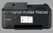 Canon PIXMA TR8540 Driver Softwar Free Download