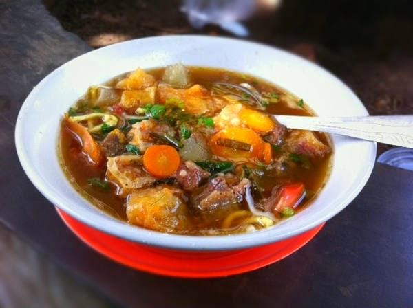 Aneka Mie Kuliner Khas Nusantara