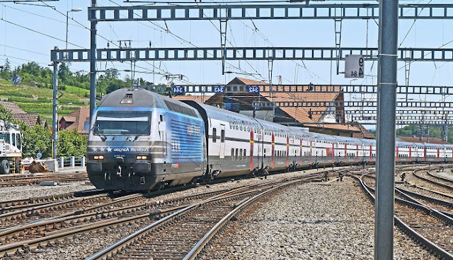Modes of Transportation, Travel by Rail
