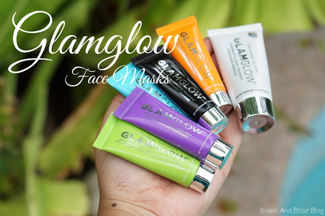 Glamglow Masks Review Supermud, Youthmud, Gravitymud, Thristymud, Flashmud, Powermud