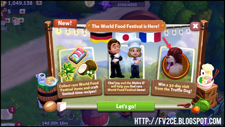 Farmville World Food Festival