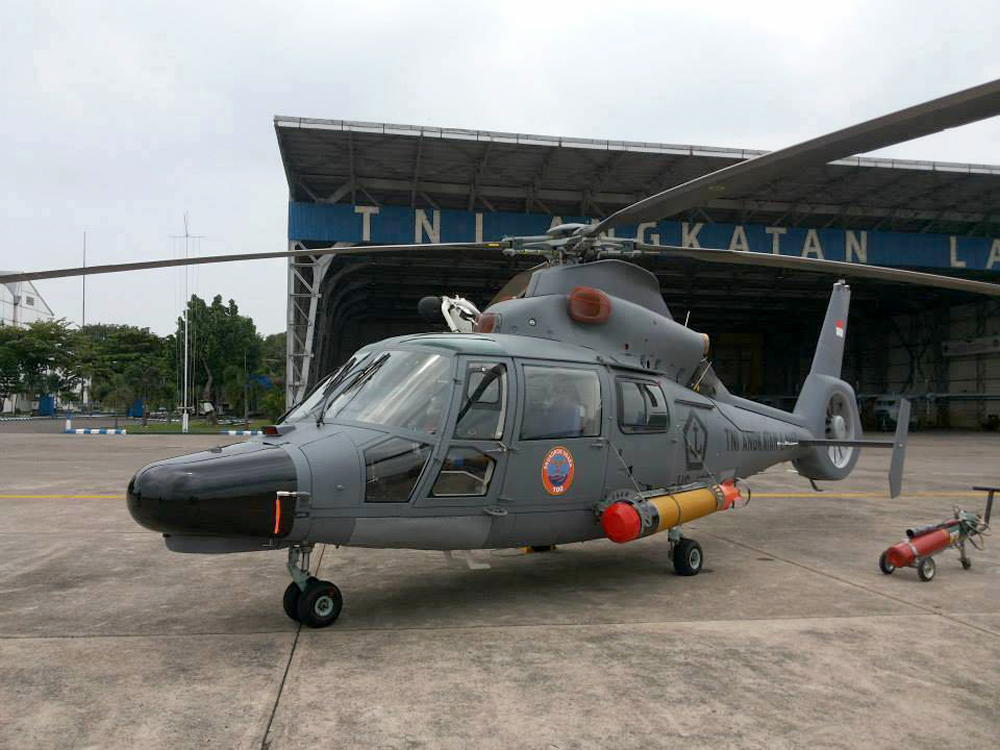 AS-565 MBe Panther TNI