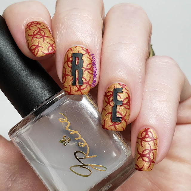 NeVerMind Polish RE Nail Decals