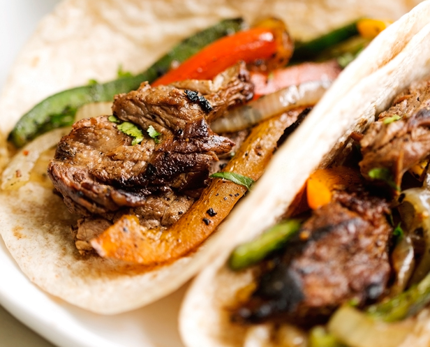 The Best Steak Fajitas Recipe