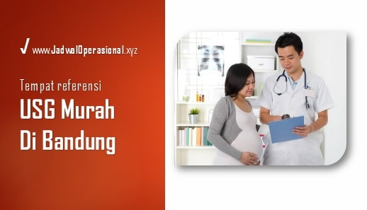 USG Murah di Bandung