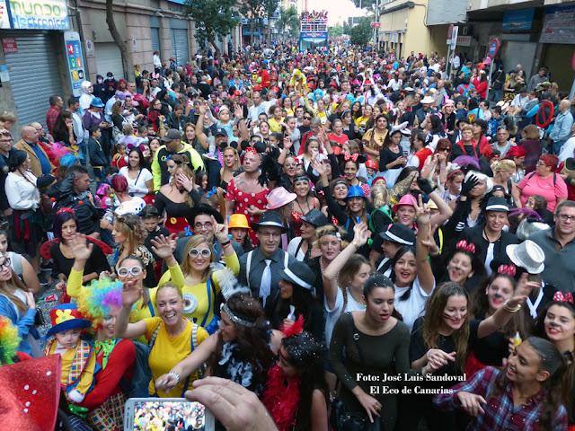 Presupuestos de Las Palmas de Gran Canaria aumentan en fiestas y Carnaval y disminuyen en inversión