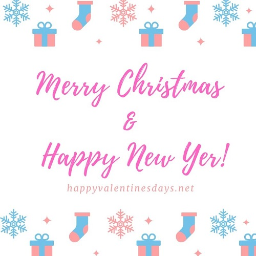 Merry Christmas and Happy New Year 2020 Images HD Download