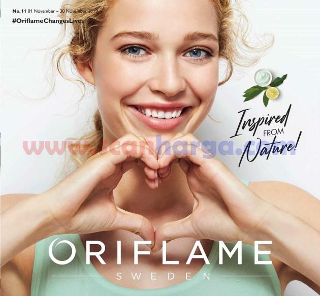Katalog Oriflame November 2019 Edisi Terbaru