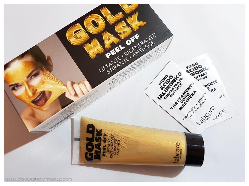 LabCare Gold Mask Peel Off