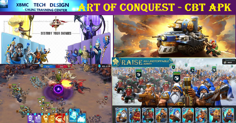 Download Art of Conquest - CBT APK Android Art of Conquest - CBT APK Android
