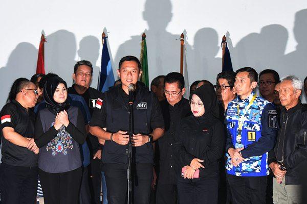 Relawan AHY di Pilgub DKI Sesumbar Bakal Deklarasi Dukung Moeldoko Jumat Besok